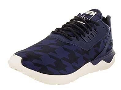 new concept c44fd 8c931 adidas Men s Tubular Runner Fourness Originals Solid Grey Bold Blue Chalk  White Running Shoe