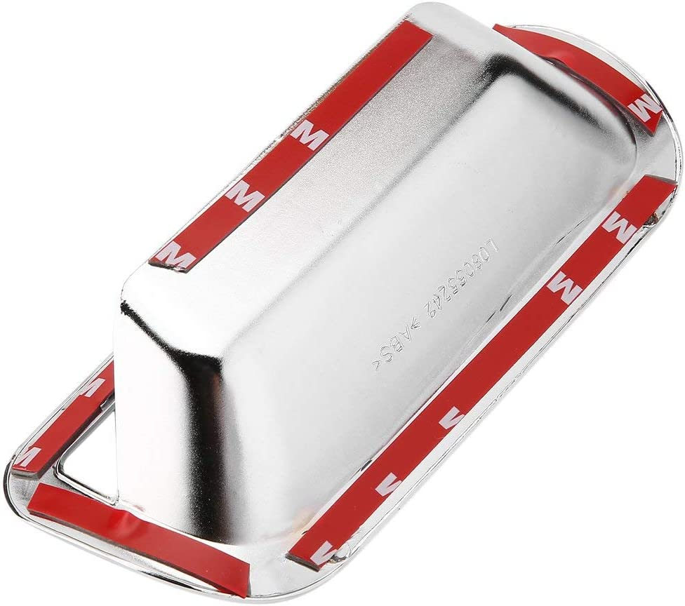 Luxurious Car Chrome Door Handle Cover For Honda For CR-V 2007-2011 Door Handle Insert Cover Automobile Accessories