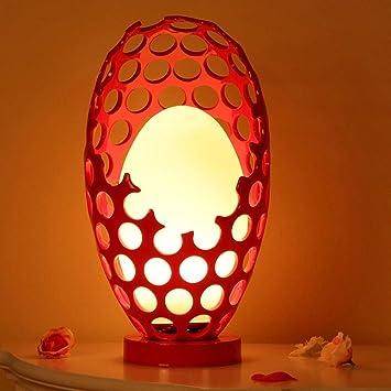 De Lampe Lampes Personnalité Table Creative Verre En Bureau wkOZuTPiXl