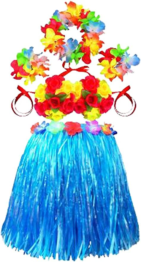 Alien Storehouse Vestido de Boda de Flores Falda Faldas Hawaiana ...