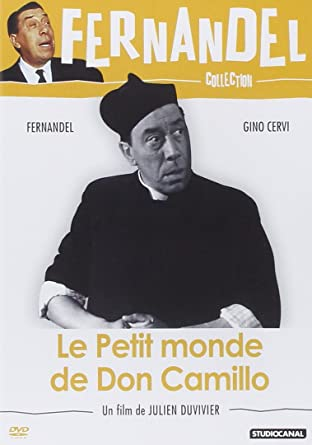 Little World Of Don Camillo Dvd 1953 Amazon Co Uk Fernandel