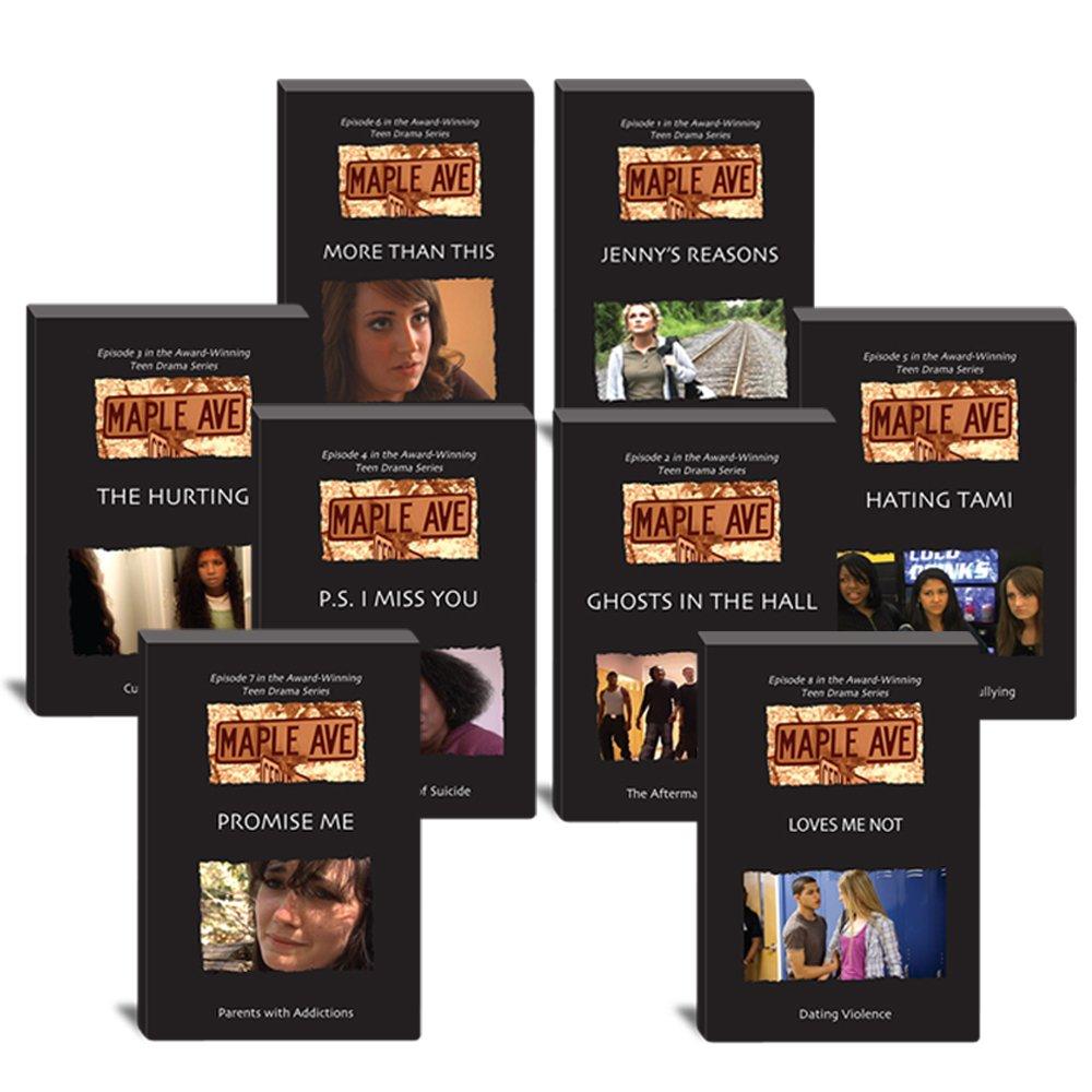Amazon com: Maple Ave 8-Part DVD Series: Movies & TV