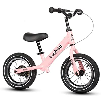 "CHENNAO 12"" Children's Balanced Bike No Pedal Bicycle Magnesium Alloy Stand,Kids Toddler Scooter,Cultivate Children's Balance and Exercise Coordination: Home & Kitchen"