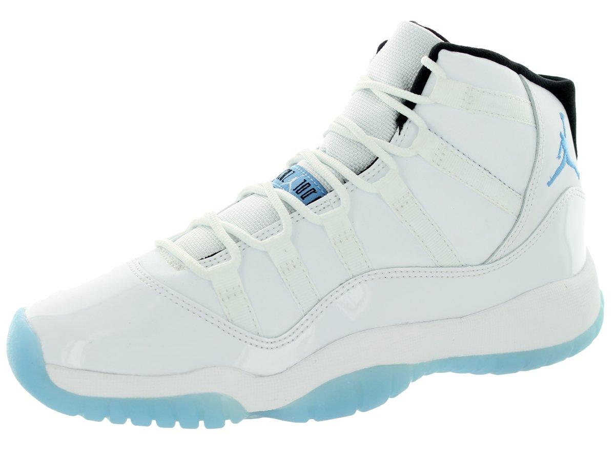 036e35d4e5d AIR JORDAN 11 RETRO BG (GS)  LEGEND BLUE  - 378038-117  Amazon.ca  Shoes    Handbags