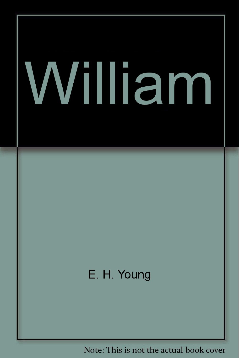 William (Classic Books on Cassettes Collection) PDF