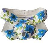 Sexy Männer Bequem Blumenmini Brifes Unterwäsche Geöffneter Beutel S \ '# 1 - Violette Blumen, one size