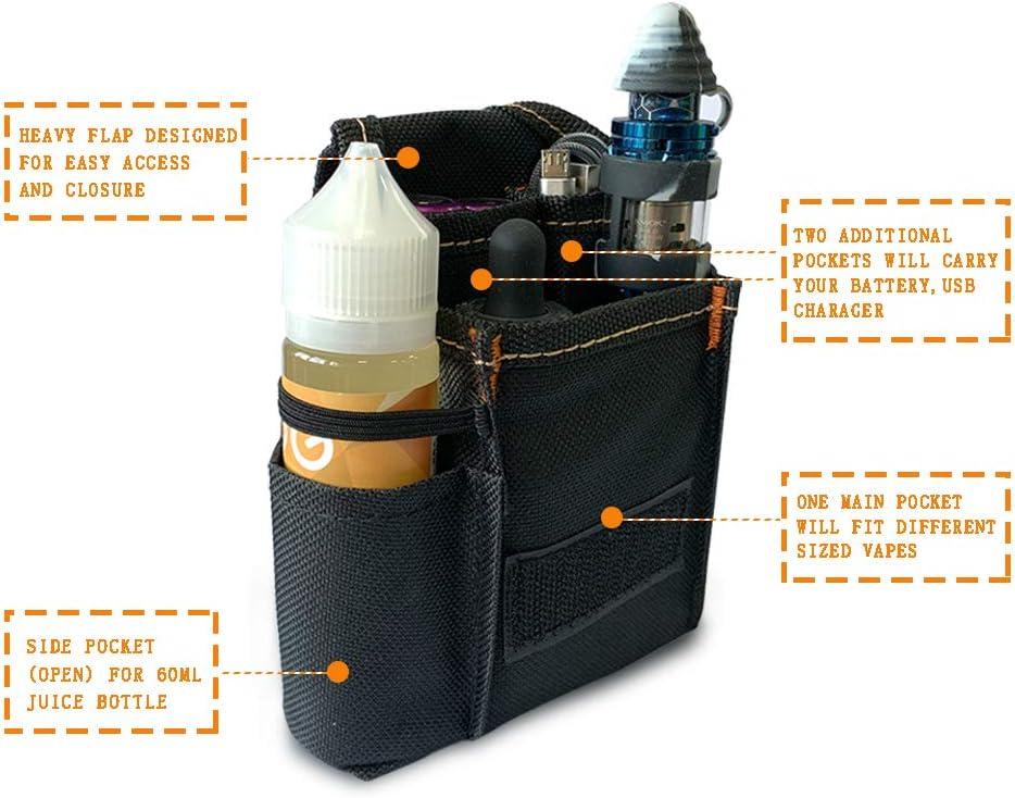 Vapor Pouch for Travel Carrying Bag Holder Case Only SHURUN Vape Case Accessories Multipurpose Hip Waist Belt Bag