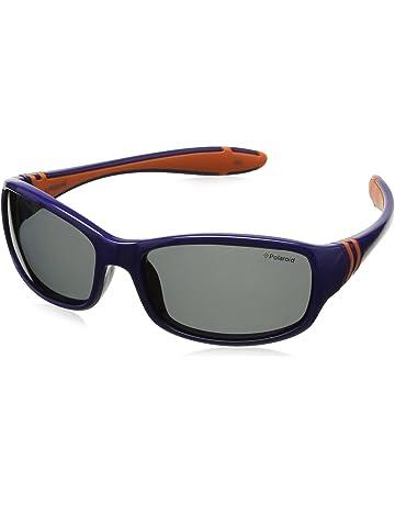 4a00ef9c4 Polaroid - Gafas de sol Rectangulares PLD 8000/S para niños