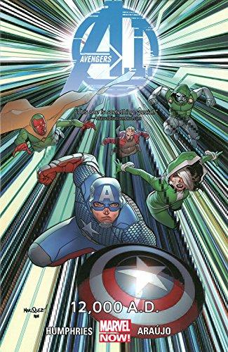 Avengers A.I. Volume 2: 12,000 A.D.