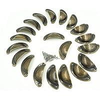 SUNREEK™ 20 tiradores de metal para cajones