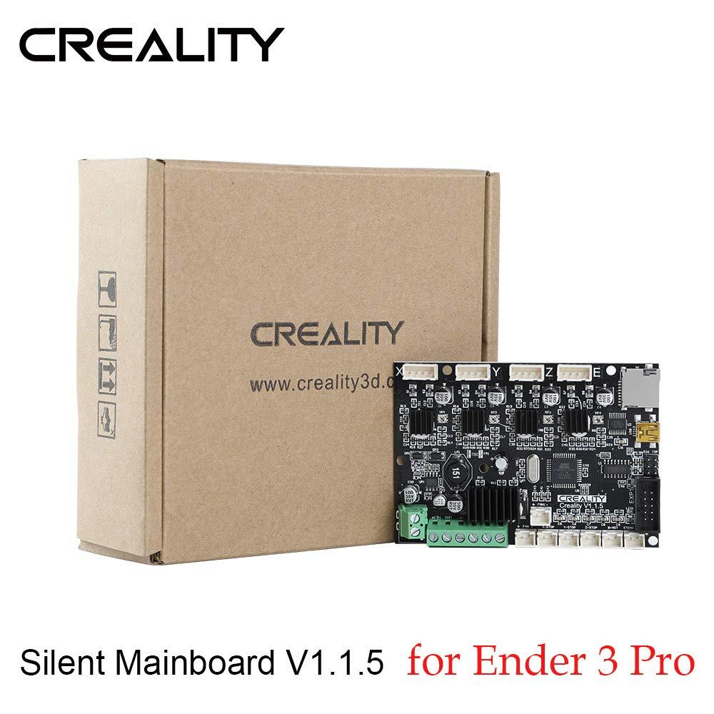 Creality 3D Ender 3 New Upgrade - Placa base Silent V1.1.5 con ...