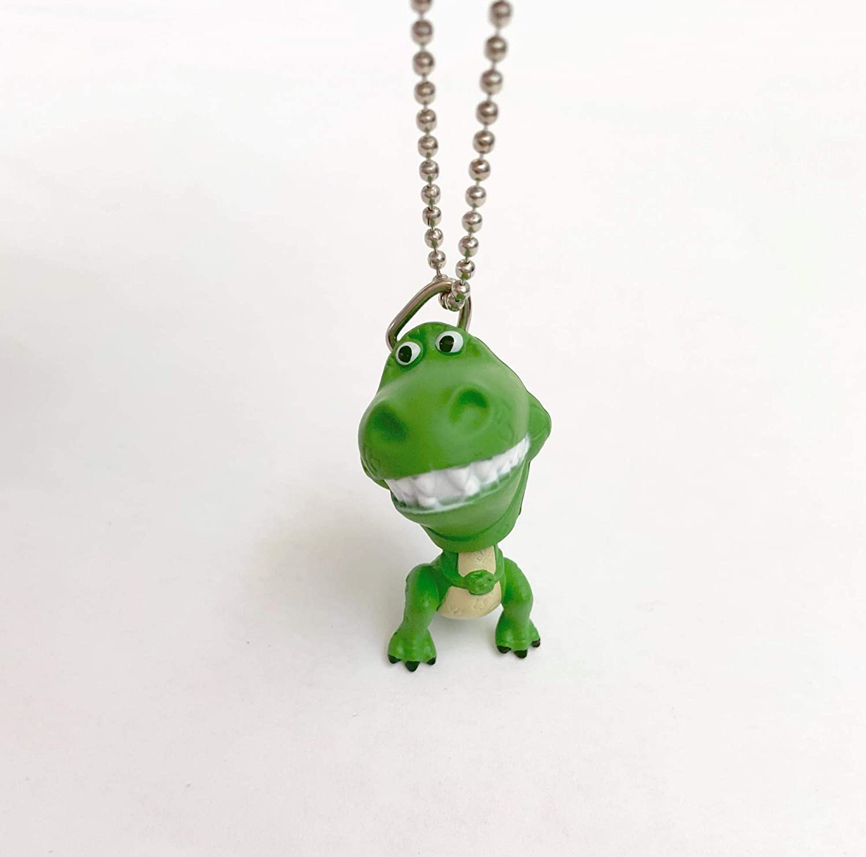 Llavero Toy Story Dinosaurio T Rex Pixar Takara Tomy Capsule ...