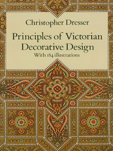 principles of victorian decorative design christopher dresser