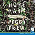 Hope Farm Audiobook by Peggy Frew Narrated by Ailsa Piper, Taylor Owynns