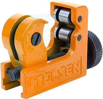 Mini Cutter Copper Aluminum Brass Plastic Pipe Tubing Plumbing Cutting 1//8-7//8