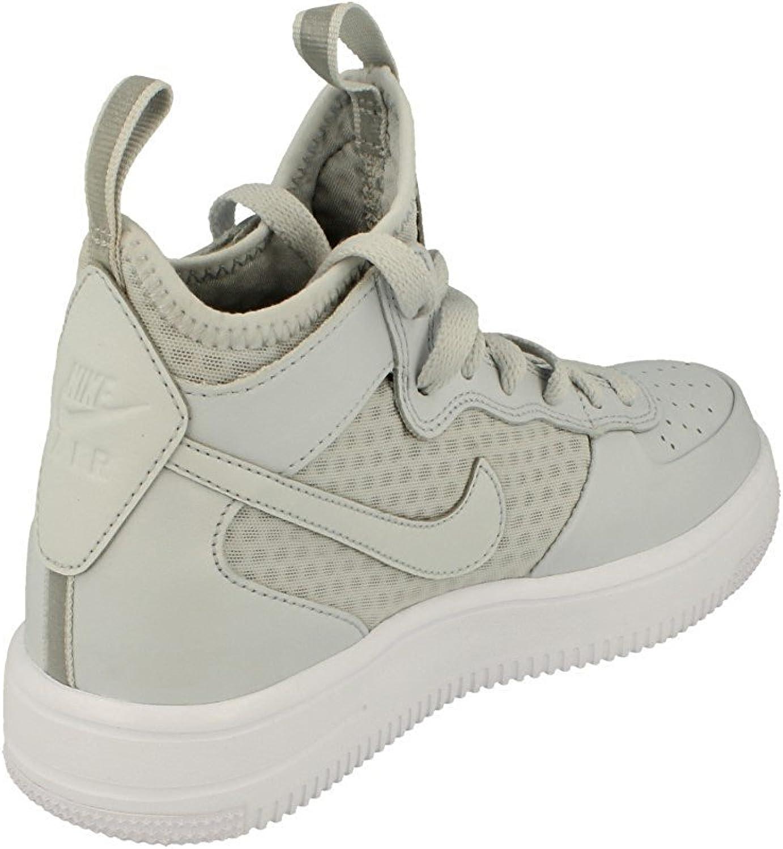 Nike Air Force 1 Ultraforce Mid GS Hi Top Trainers 869945