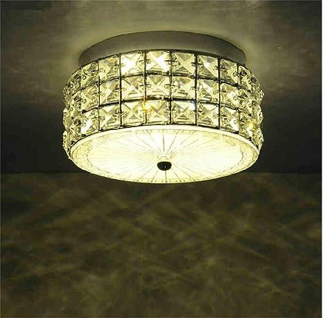 Uncle Sam LI-Cristal pasillo lámparas recibidor techo balcón ...
