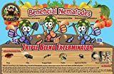 NaturesGoodGuys 30 Million Live Beneficial Nematodes Hb+Sc+Sf