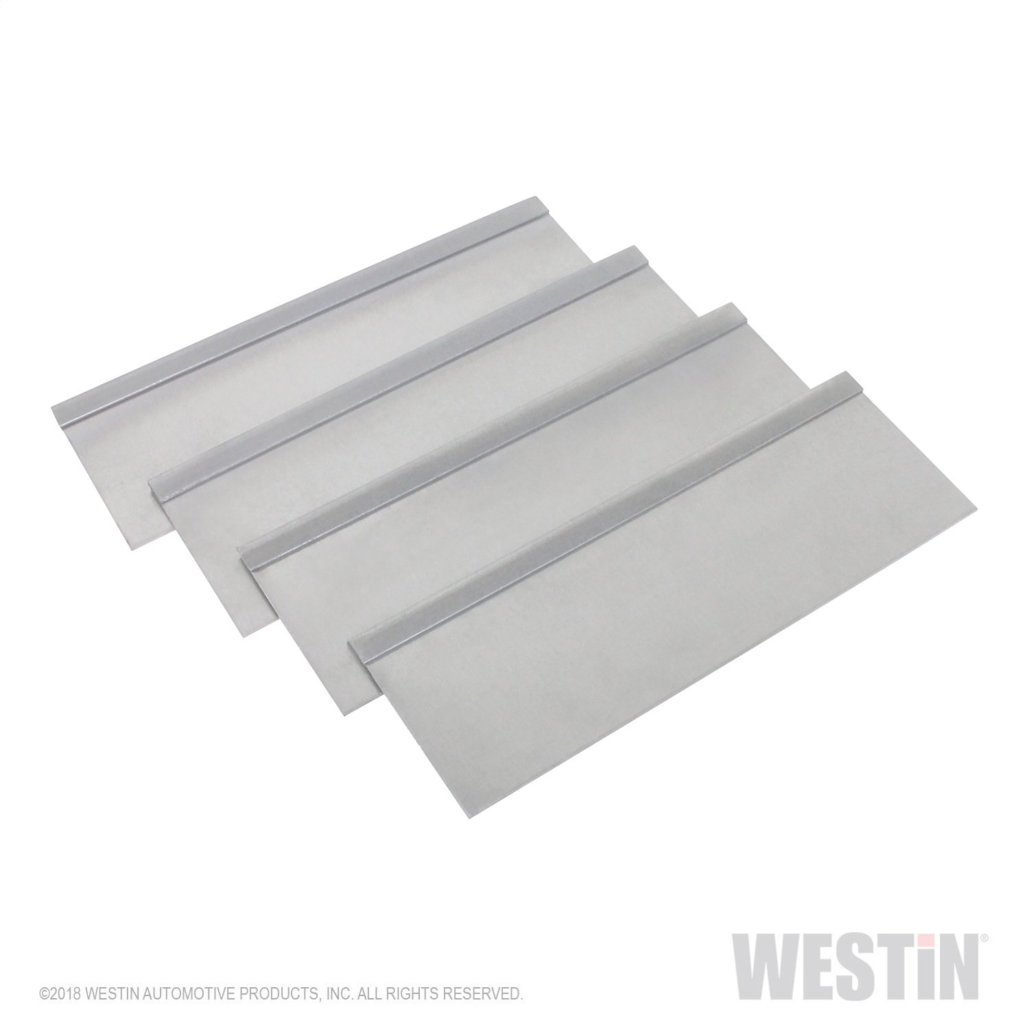 Tool Box Tray 9 x 15 tray w// 4 silver aluminum dividers Westin 80-TR11 80-RB172 /& 80-RB164 80-RB174 Fits tool boxes 80-RB184