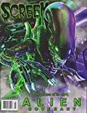 Screem Magazine #33 2017 Alien Covenant Newsstand Cover