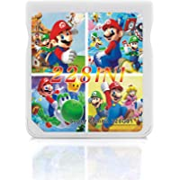228 in 1 Game Card, DS Game Card Super Combo Multicart for Nintendo DS, NDSL, NDSi, NDSi LL/XL, 3DS, 3DSLL/XL, New 3DS…