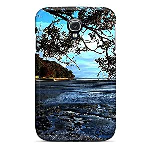 Cynthaskey Scratch-free Phone Case For Galaxy S4- Retail Packaging - Tides Coming Tomorrow