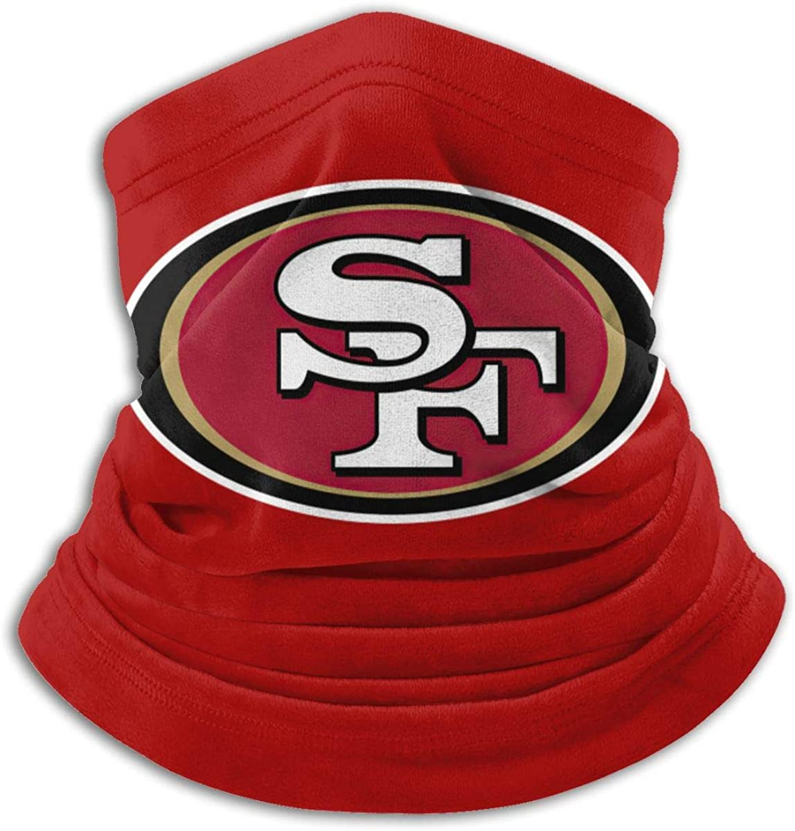 G-III Sports Face Shield Bandanas American Football Team Neck Warmer for Cold Weather