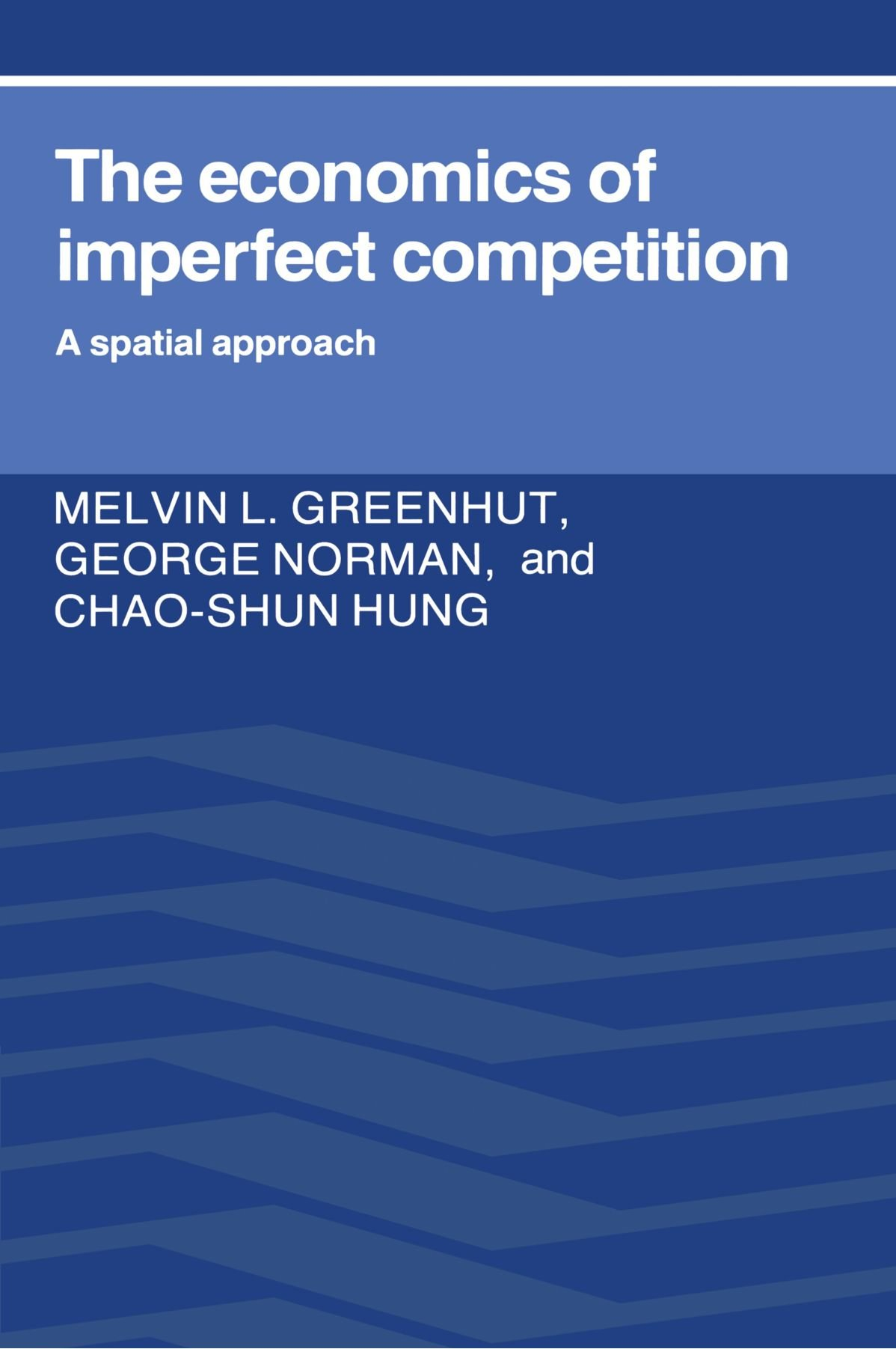 The Economics of Imperfect Competition: A Spatial Approach