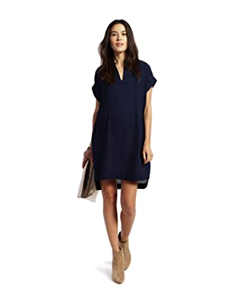 c4bebebafea23 LoyalHana Women's Maternity Cybelle Dress(Navy, M) at Amazon Women's ...