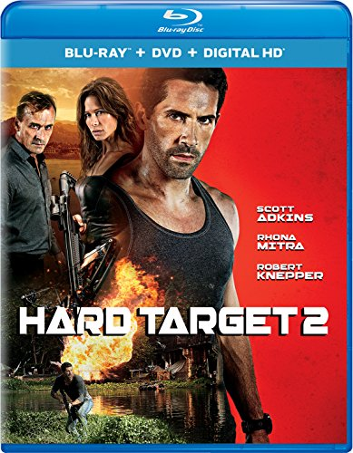 Blu-ray : Hard Target 2 (With DVD, Ultraviolet Digital Copy, Digitally Mastered in HD, Snap Case, Slipsleeve Packaging)