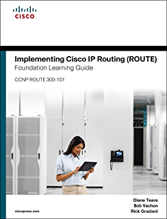 Ccna voice lab manual brent sieling ebook amazon implementing cisco ip routing route foundation learning guide ccnp route 300 fandeluxe Choice Image