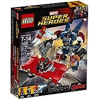 LEGO Super Heroes Iron Man: Detroit Steel Strikes 76077...