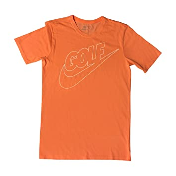 a35abaa7f NIKE Golf Graphic T-Shirt (Peach, S), Tees - Amazon Canada