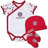 FC Bayern Babyset 3-tlg.