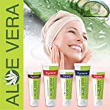 Trycone Aloe Vera Gel, Face Wash, Fairness Cream, Body Lotion, Sun Screen Lotion SPF 30, Combo Pack Of 5-350 Gm