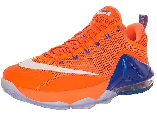 best service 00ffc 25889 Nike Men s Lebron XII Low Basketball Shoe  Amazon.ca  Shoes   Handbags