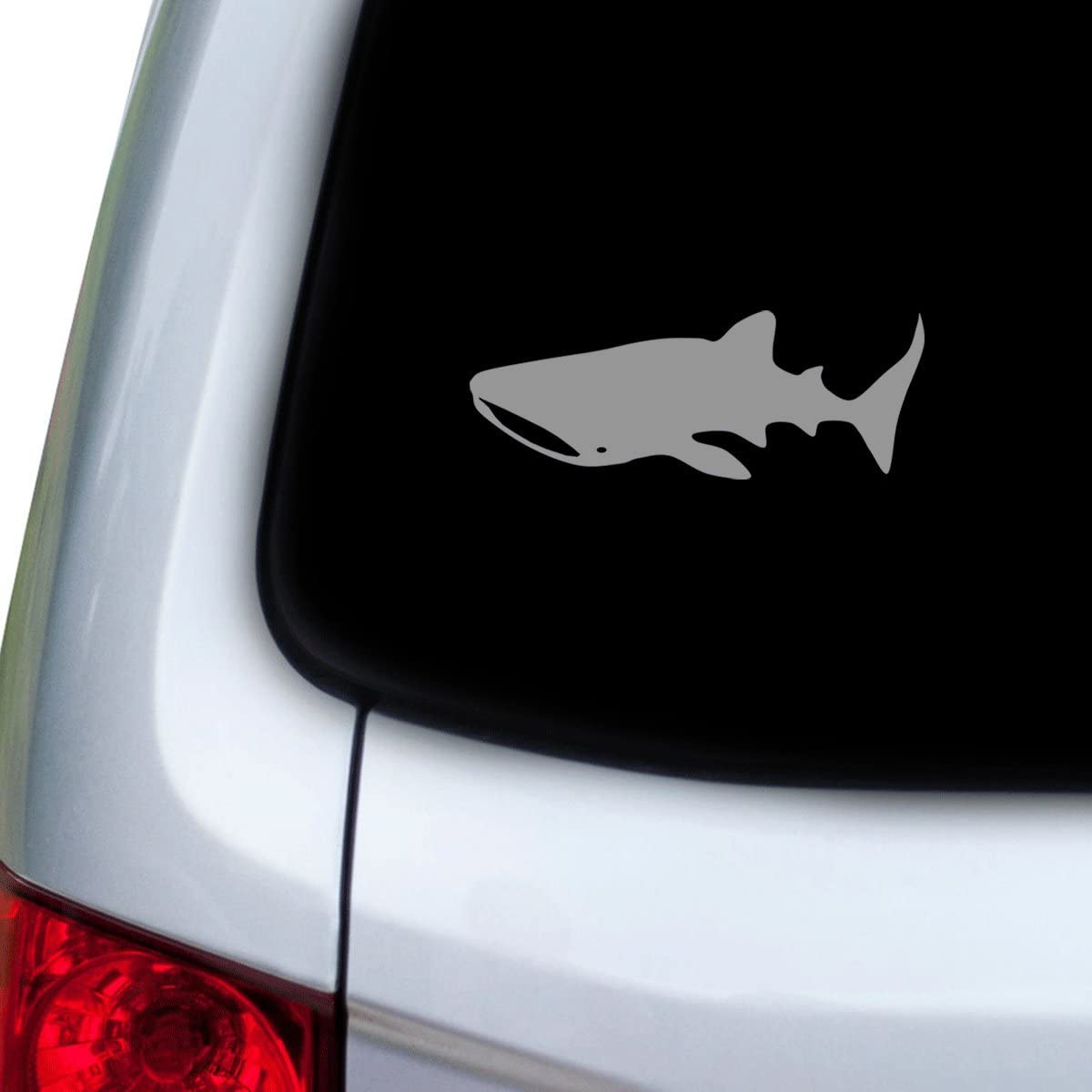 Red Hoods StickAny Car and Auto Decal Series Whale Shark Sticker for Windows Doors