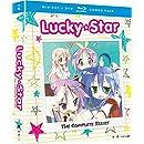 Lucky Star: The Complete Series & OVA (Blu-ray/DVD Combo)
