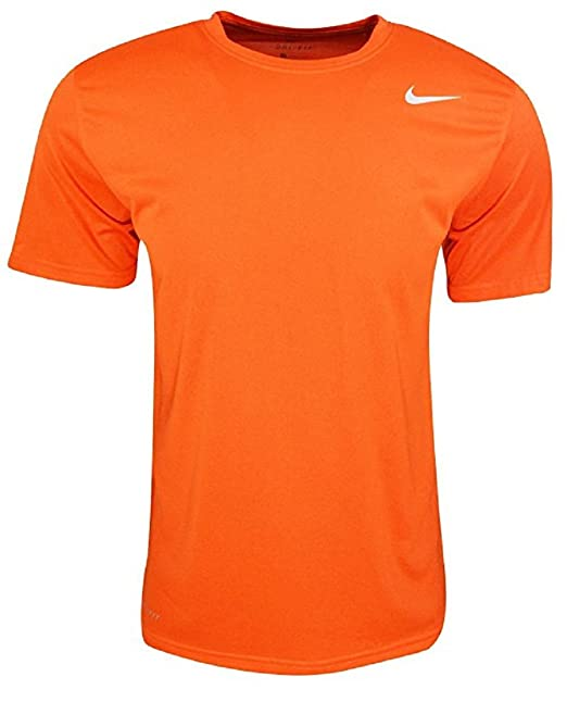 4d858f22f Amazon.com  NIKE Youth Short Sleeve Legend Shirt  Sports   Outdoors