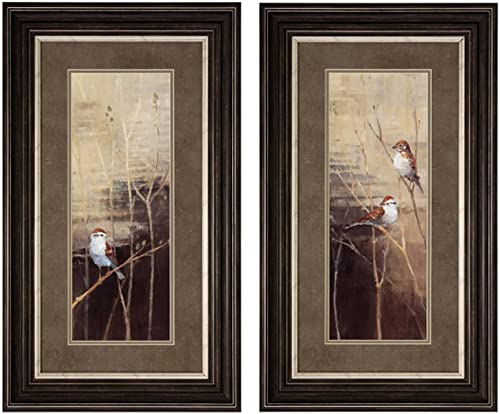 Propacimages 4672 Wall Decor Sparrows Dusk Pk/2