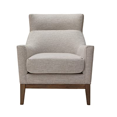 Slat Back Accent Chair See Below/Cream
