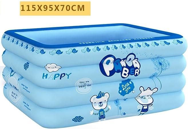 Bañera inflable Piscinas hinchables Piscina For Niños For Adultos ...