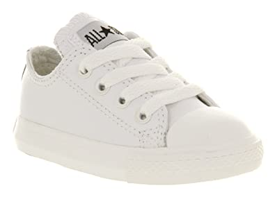 b7a871e4677a Image Unavailable. Image not available for. Colour  Converse All Star Ox  Leather ...