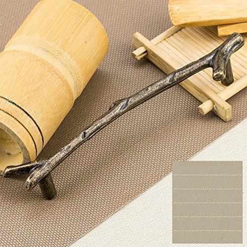 Creative Zinc Alloy Tree Branch Handle Cabinet Pull Knob Drawer Pulls Handles Furniture Hardware