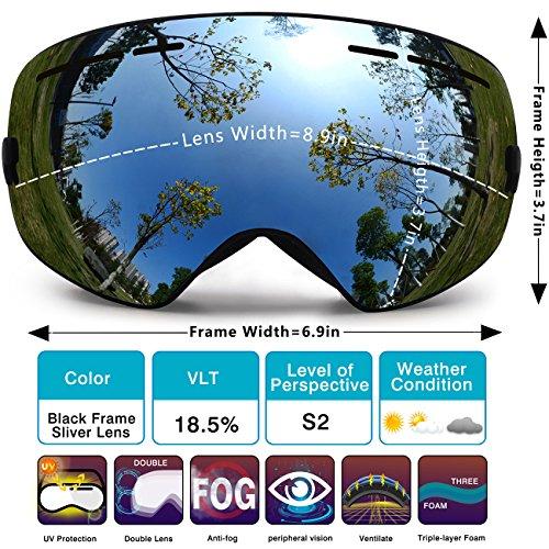 Buy ski goggles review