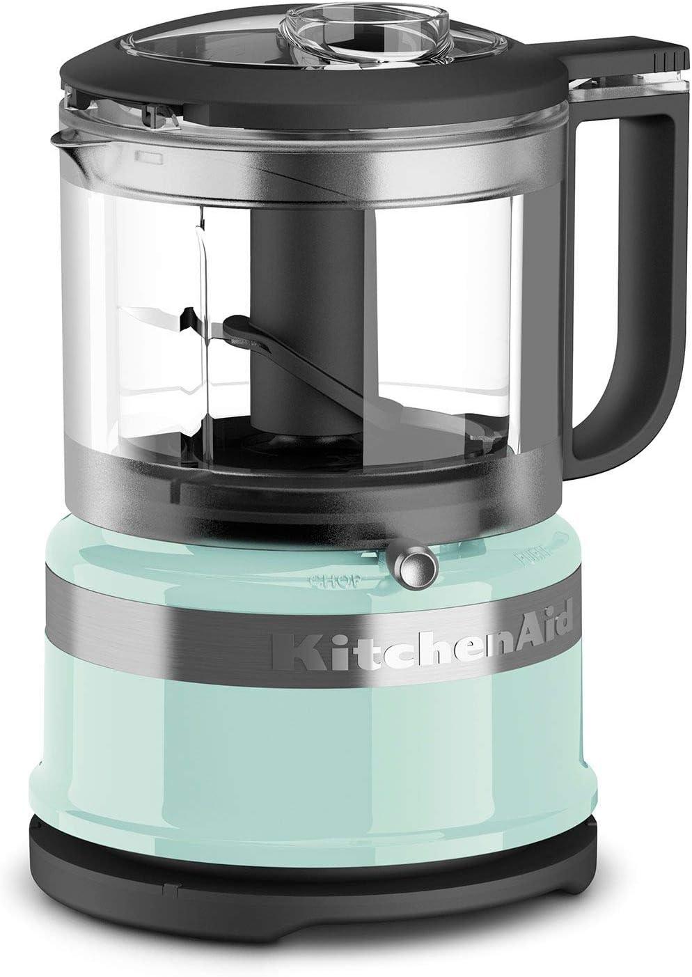 KitchenAid KFC3516AQ 3.5 Cup Mini Food Processor
