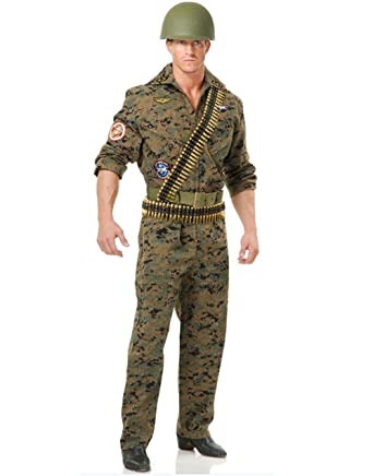 Amazon.com: Adultos parte superior Gun Digital Camuflaje ...