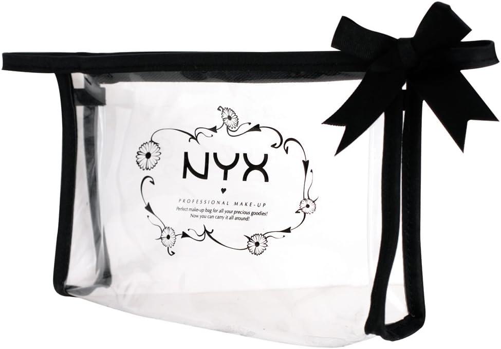 NYX - Neceser, transparente: Amazon.es: Belleza