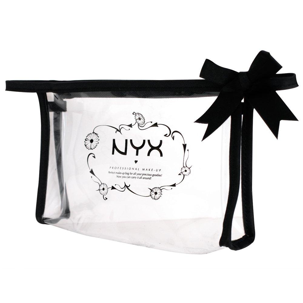 Nyx clear make up bag no3 amazon beauty biocorpaavc
