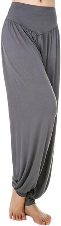 danza o jogging MEISHINE/® ideales para deporte yoga Pantalones el/ásticos para mujer